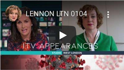 Amanda Lennon ITV News