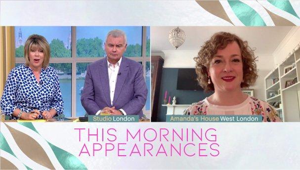 Amanda Lennon This Morning TV